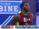 Watch: 2013 Combine workout: Khaseem Greene