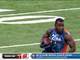 Watch: 2013 Combine workout: Montee Ball