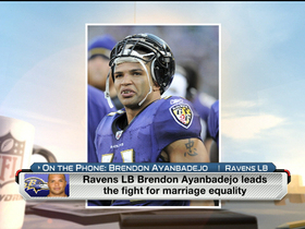 Video - Brendon Ayanbadejo speaks out