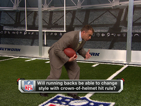 Heath Evans explains new helmet rule