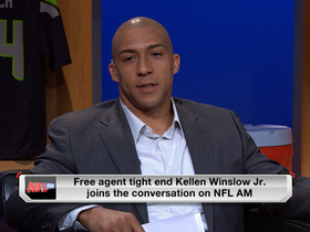Watch: Kellen Winslow Jr. gives his pitch to NFL GMs