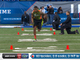 Watch: 2013 Combine workout:  Josh Evans