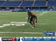 Watch: 2013 Combine workout: Jonathan Cyprien