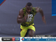 Watch: 2013 Combine workout:  Matt Elam