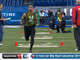 Watch: 2013 Combine workout:  Dwayne Gratz