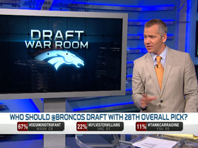 Video - Draft War Room: Denver Broncos