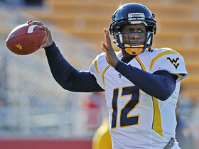 Video - Kansas City Chiefs to bring in West Virginia QB Geno Smith for private visit