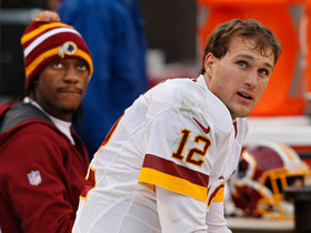 Video - Kirk Cousins talks Griffin injury