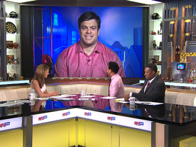 Watch: Eric Winston joins 'NFL AM'