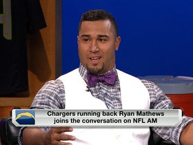 Video - Double Coverage: Ryan Mathews joins the program