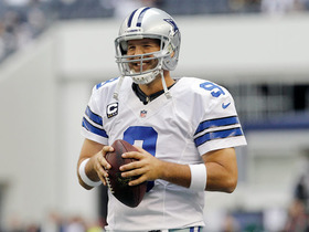 Romo, Cowboys agree to contract extension
