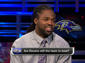 Video - Baltimore Ravens WR Torrey Smith discusses offseason changes