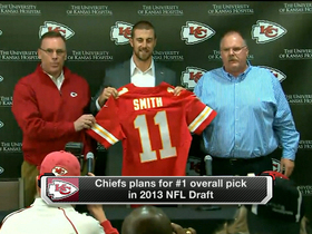 Video - Kansas City Chiefs 2013 NFL Draft plans