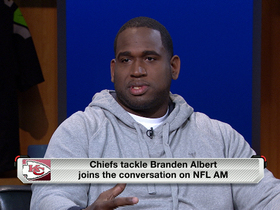Video - Kansas City OT Branden Albert wants 'clarity' from Chiefs