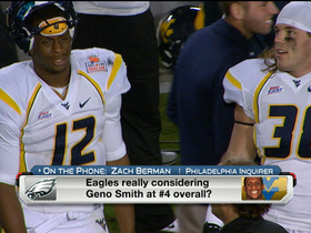 Video - Philadelphia Eagles are considering drafting Geno Smith