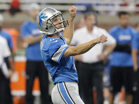 Video - Jason Hanson talks retirement, respect for kickers
