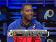 Watch: Pierre Garcon on RG3's progress