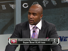 Video - San Francisco 49ers safety Donte Whitner says defense will 'show up' in 2013