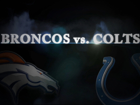 Watch: Broncos vs. Colts: Peyton comes home