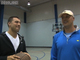 Watch: Hasselbeck - Chandler Harnish jersey challenge