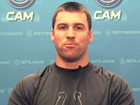 Watch: Chandler Harnish wakes up on 'NFL AM'
