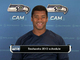 Watch: Wilson excited to start Seahawks&#039; 2013 schedule