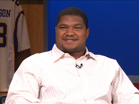 Video - Calais Campbell reacts to Cardinals' 2013 schedule