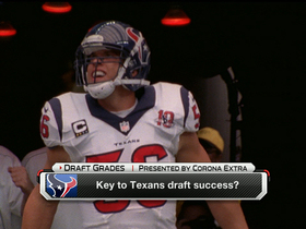 Watch: Grading the draft history of the AFC South
