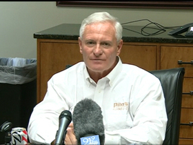 Video - Cleveland Browns owner Jimmy Haslam responds to fraud allegations