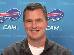 Watch: Marrone on quarterback draft class