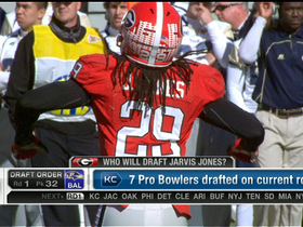 Watch: Is Jarvis Jones' stock plummeting?