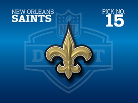 Watch: 2013 NFL.com Live Mock Draft: Saints No. 15