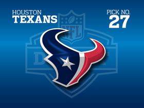 Watch: 2013 NFL.com Live Mock Draft: Texans No. 27