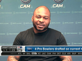 Video - Antoine Bethea on facing Peyton Manning: 'It's gonna be fun'