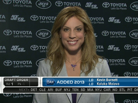 Video - What will the New York Jets do when on the clock for 2013 NFL Draft?