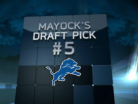 Video - Mayock Mock Draft: Lions No. 5