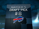 Watch: Mayock Mock Draft: Bills No. 8