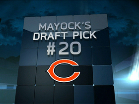 Video - Mayock Mock Draft:  Bears No. 20