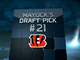 Watch: Mayock Mock Draft:  Bengals No. 21