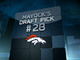 Watch: Mayock Mock Draft: Broncos No. 28