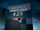 Watch: Mayock Mock Draft: Patriots No. 29