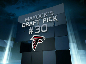 Watch: Mayock Mock Draft: Falcons No. 30