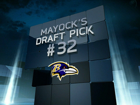 Video - Mayock Mock Draft: Ravens No. 32