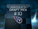 Watch: Mayock Mock Draft: Titans No. 10