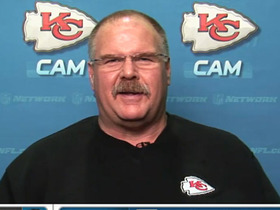 Video - Andy Reid discusses 2013 NFL Draft prospects