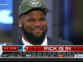 Video - New York Jets draft Sheldon Richardson No. 13 in the 2013 NFL Draft
