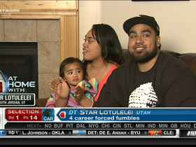 Watch: Panthers draft Star Lotulelei No. 14