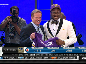 Video - Cordarrelle Patterson drafted No. 29 overall by Minnesota Vikings