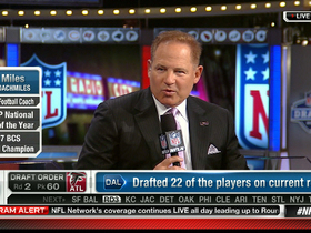 Video - Les Miles discusses Barkevious Mingo, Eric Reid