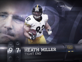 Video - 'Top 100 Players of 2013': Heath Miller